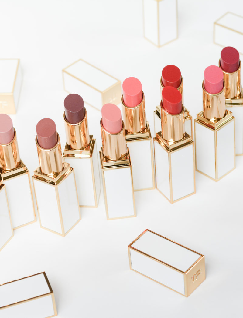 Tom Ford Ultra Shine Lip Color Review + Swatches
