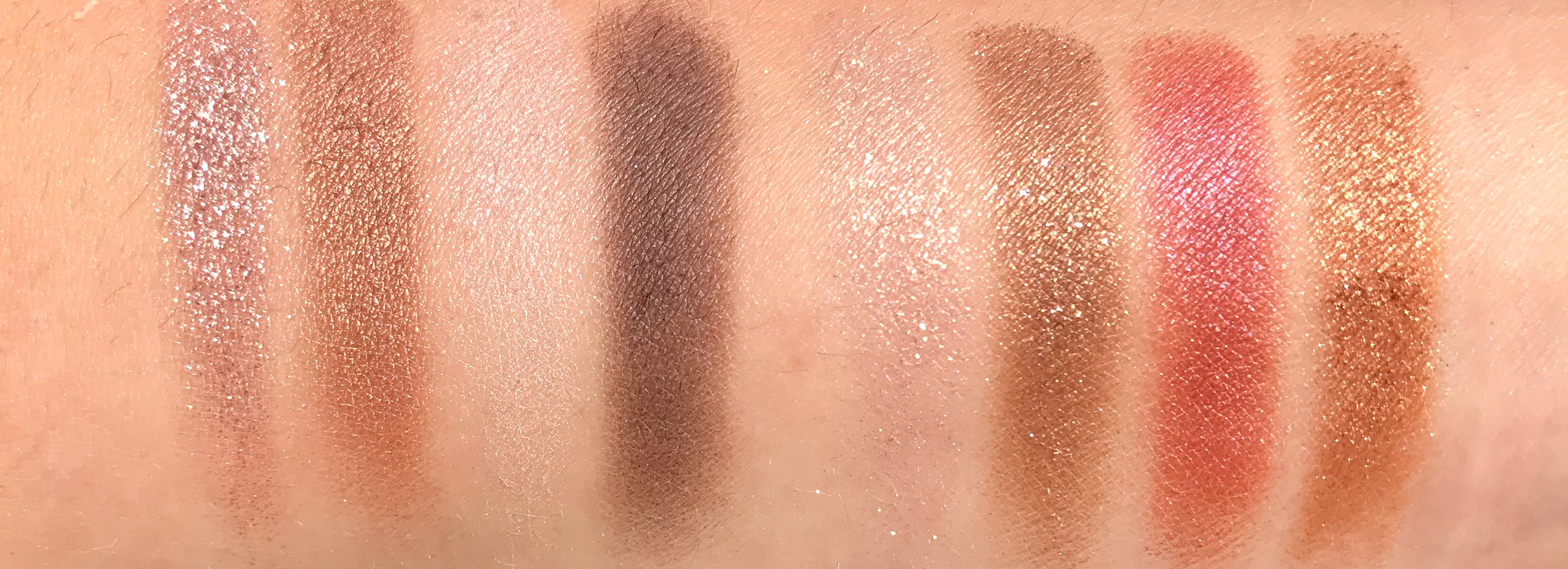 NARS Fall 2018 Makeup Collection Review and Swatches Singapore Mojave Quad