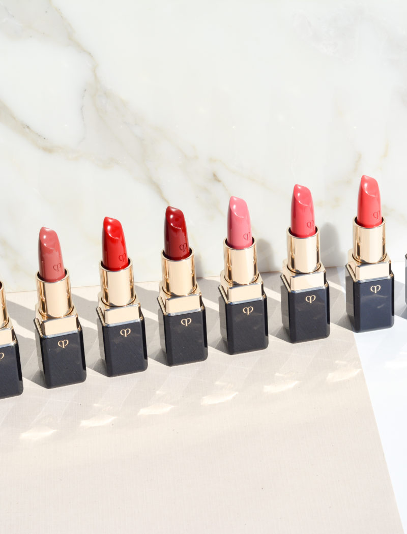 Cle de Peau Lipstick Cashmere Review + Swatches